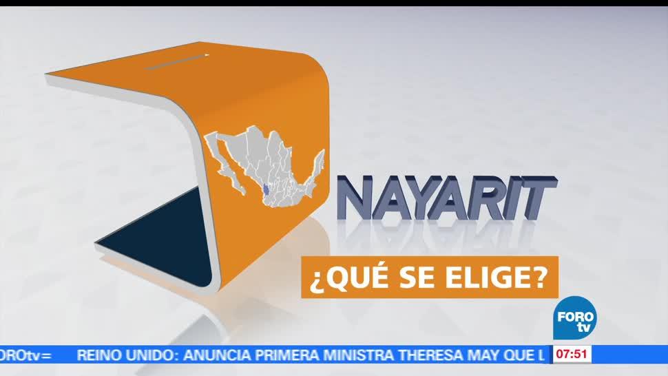Nayarit, gobernador, presidentes municipales, diputados locales, mayoría relativa
