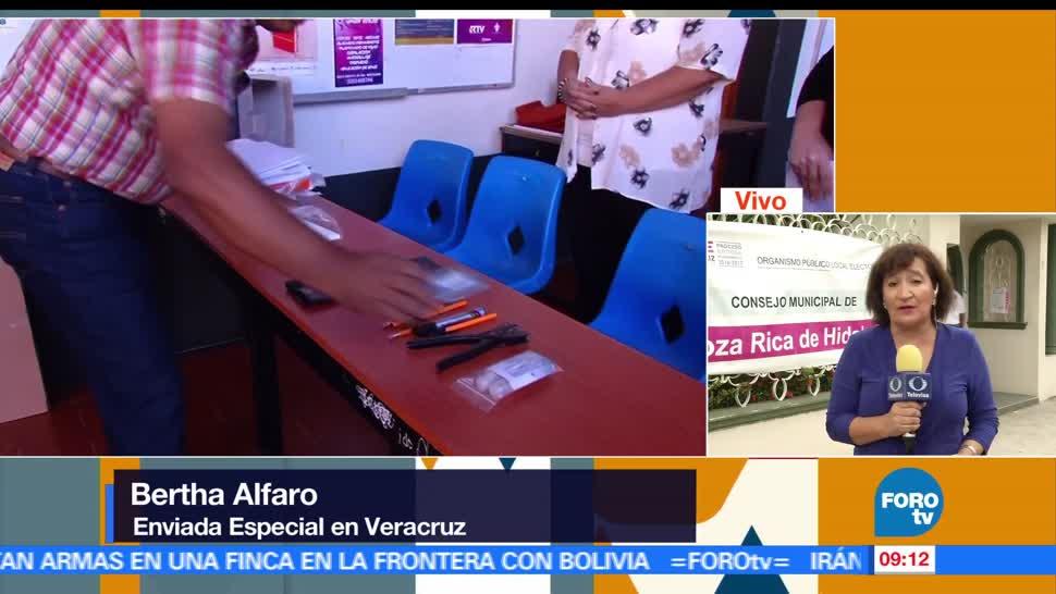 143 mil personas, pueden, votar, Poza Rica, Veracruz