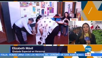 Veracruz, ya instaló, 20% casillas, 4 de junio, elecciones, votaciones