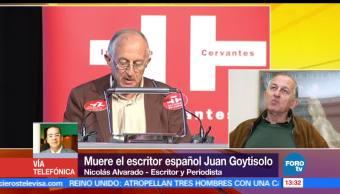 noticias, forotv, Juan Goytisolo visión crítica, España, contemporánea