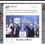 Ricardo Anaya, asegura, PAN, ganado las elecciones, presidente, PAN,