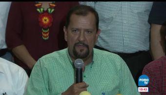 Manuel Cota, candidato del PRI, ganador, Nayarit