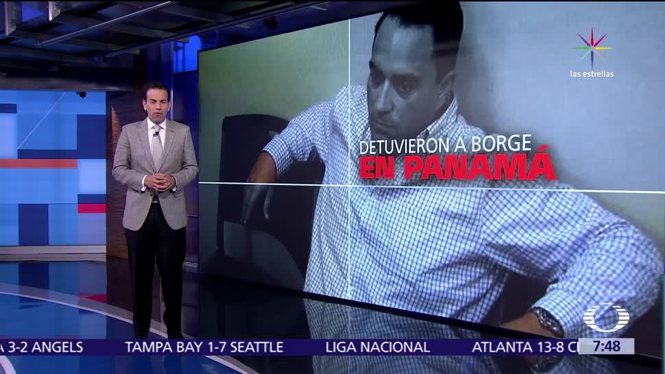 Panamá, exgobernador de Quintana Roo, Roberto Borge, acusado, lavado de dinero