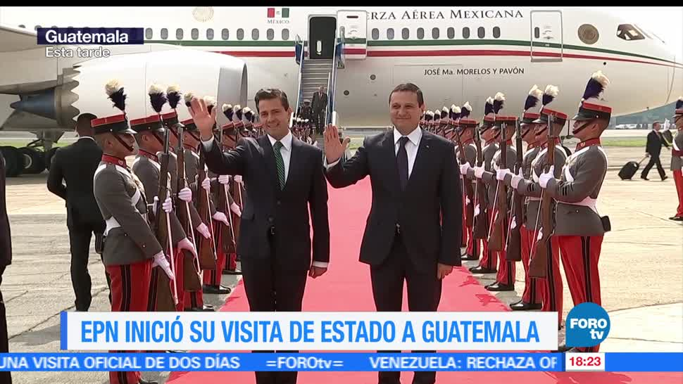 presidente, Enrique Peña Nieto, EPN, Guatemala