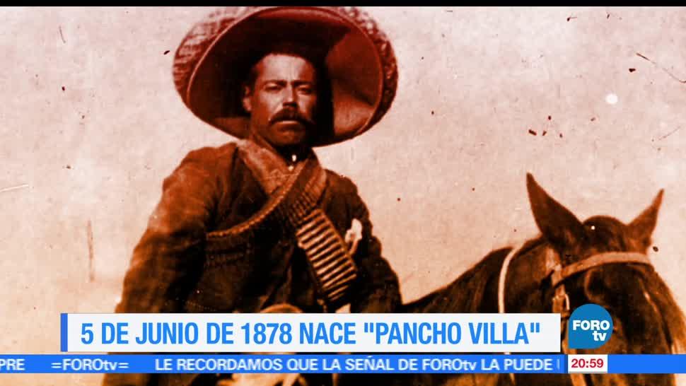 noticias, forotv, Efeméride, En Una Hora, Pancho Villa, héroe revolucionario mexicano