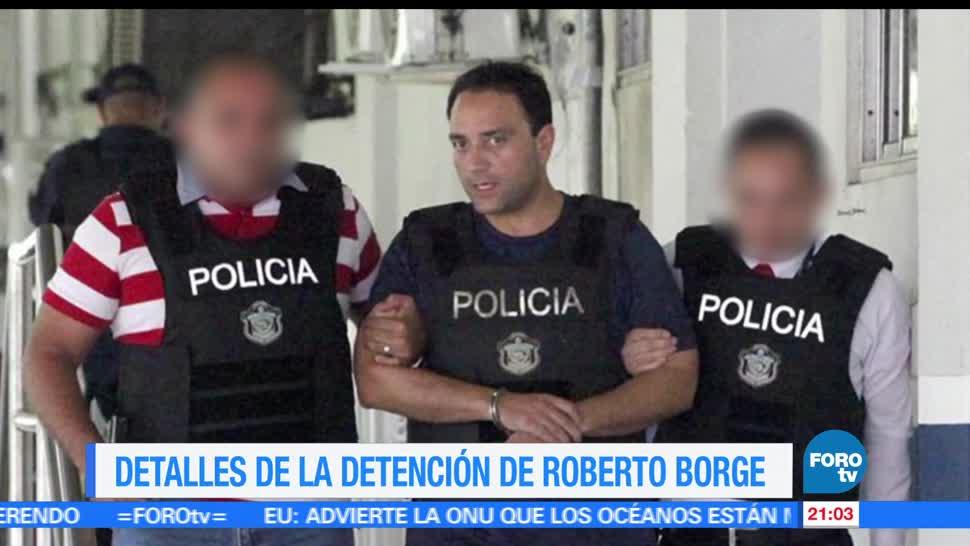 noticias, forotv, Seido, detalla, detención, Roberto Borge