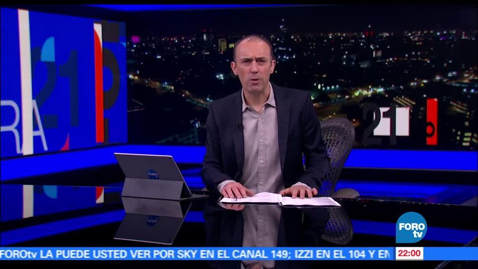 noticias, forotv, Hora 21, Programa, completo, 5 de junio de 2017