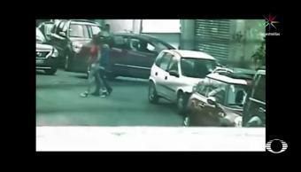 noticias, televisa, Caen, tres asaltantes, Ciudad de México, asalto a un restaurante