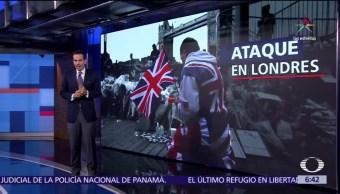 Liberan, 12 detenidos, ataque, London Bridge