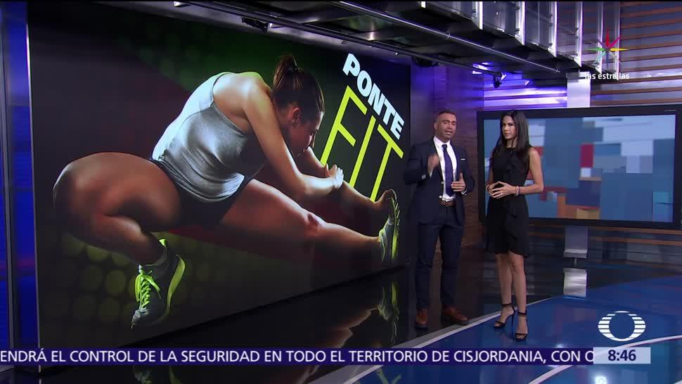 Diego di Marco, rutina, eliminar la grasa, piernas y glúteos