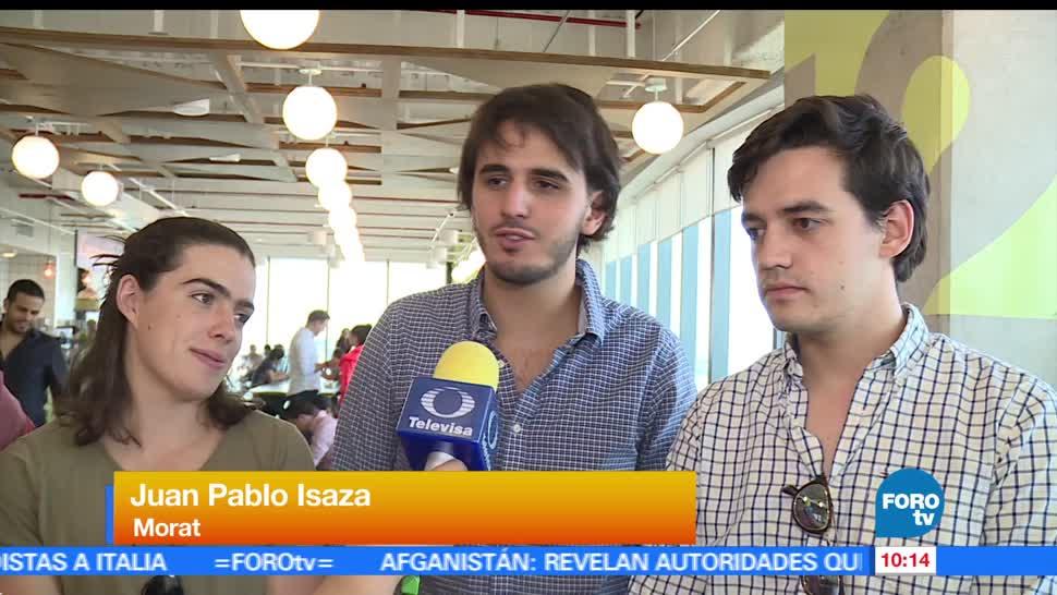 integrantes de Morat, pantalla grande, Hispanoamérica, éxito