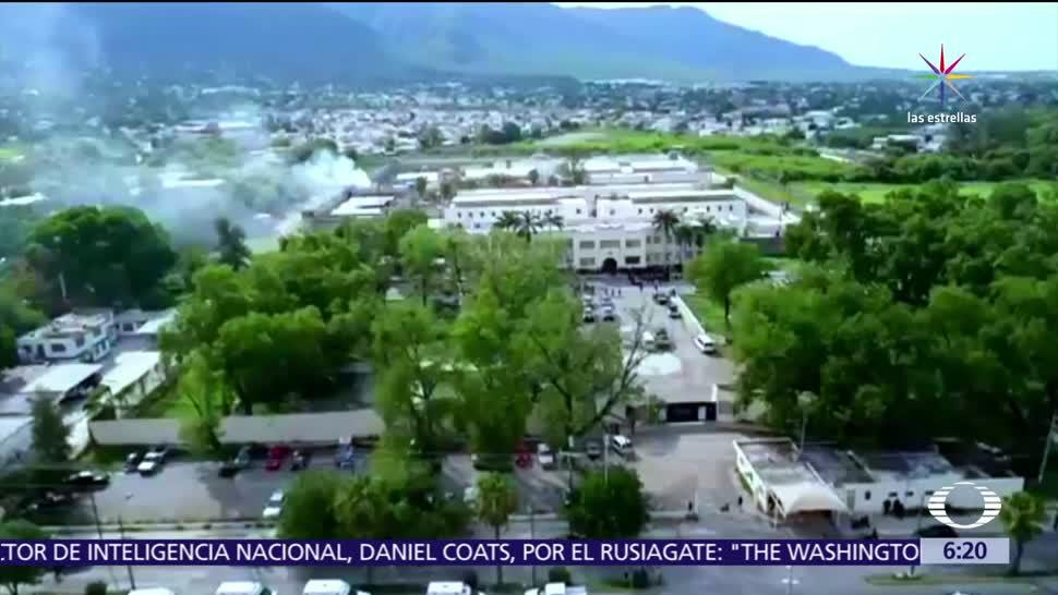 policías, custodio, penal de Ciudad Victoria, Tamaulipas