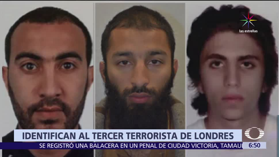 Policía británica, terrorista, ataque en el London Bridge, Yousseff Zhagba