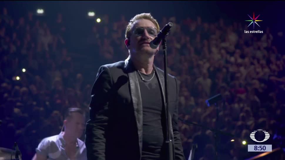 U2, concierto, Foro Sol, CDMX
