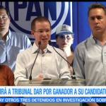 PAN, impugnará, elección, Coahuila, presidente PAN, Ricardo Anaya