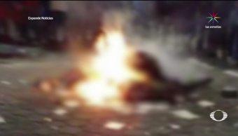 Linchan, ladrón, Tehuacán, Puebla, prenden fuego, justicia