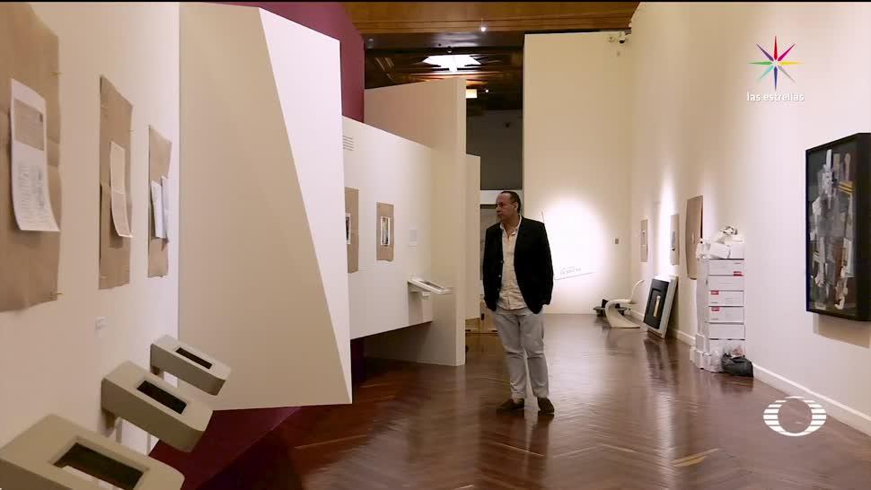 Picasso, Rivera, llegan, Bellas Artes, exposion, museo bellas artes