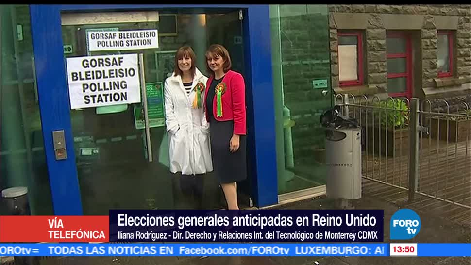 noticias, forotv, Conservadores británicos, requieren, mayoría parlamentaria, Iliana Rodríguez