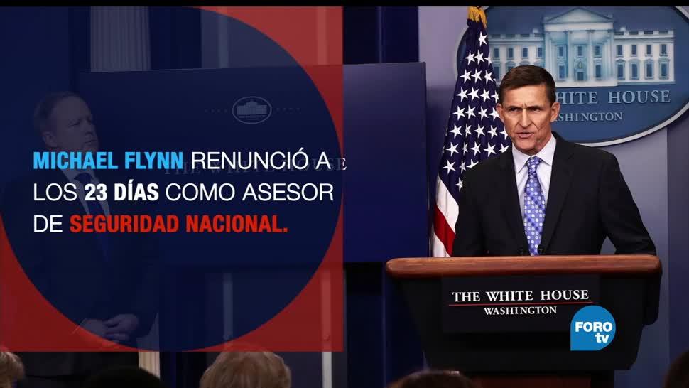 Estados, Unidos, perfil, Michael Flynn, EU, Estados Unidos