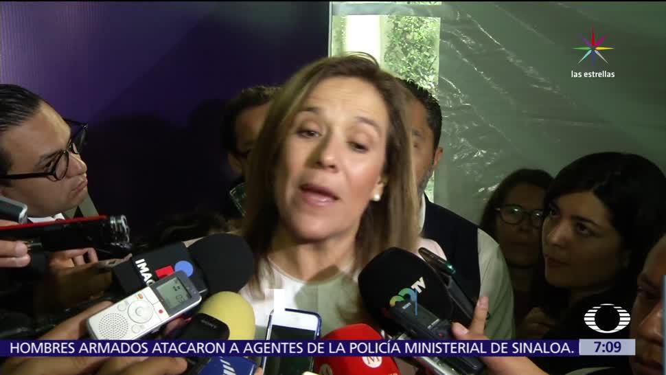 Margarita Zavala, arranca gira, México, ex primera dama