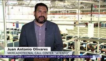 Hay empleo, repatriados, deportados, México
