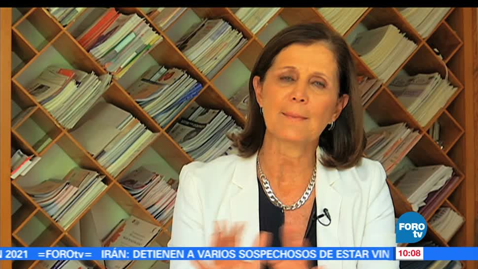 Las etapas, matrimonio, Lucía Legorreta de Cervantes