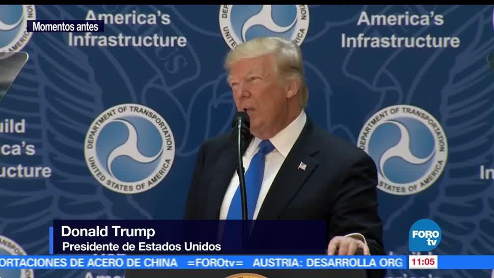 Trump, reducirá, construcción, licencia