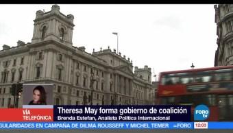 Brenda Estefan, analista política internacional, repercusiones resultados, elecciones en Reino Unido