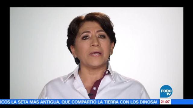 Delfina Gómez, pide, INE, respete, voto, ciudadanos