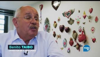 Benito Taibo, director de Radio UNAM, Celebración 80 años, Radio UNAM