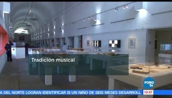 Tradición, Naturaleza, Sonido, centro Nacional de las Artes