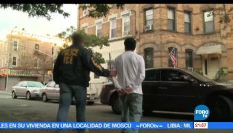 Detienen, inmigrantes, antecedentes, penales, Estados Unidos, ciudad de Newark