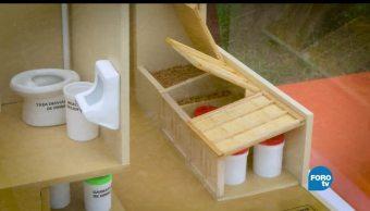 UAM, Cuajimalpa, realiza, prototipo, baño, seco