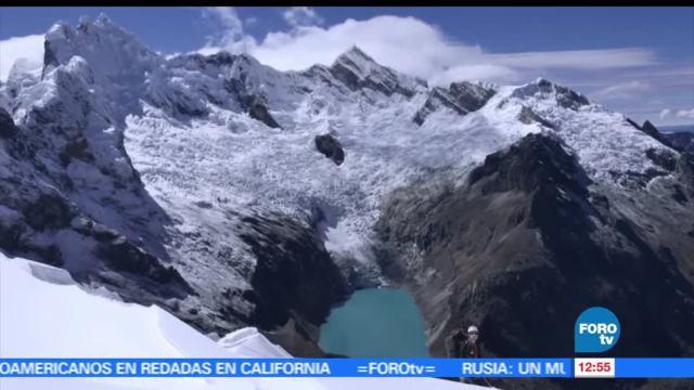 Perú, mundo, calentamiento global, glaciares