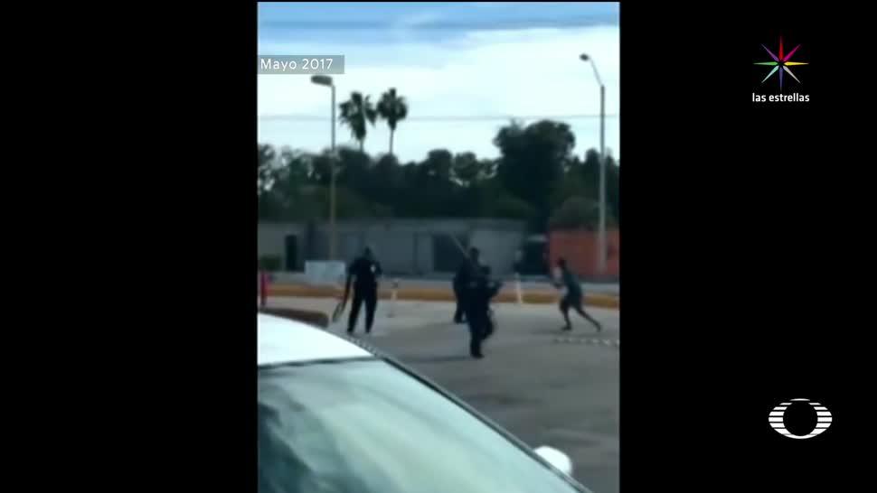 noticia, televisa, Crece, Sonora, presencia de asaltantes, machetes