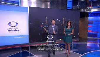 penal de Neza, asesino de Valeria, depresión tropical Calvin, lluvias intensas
