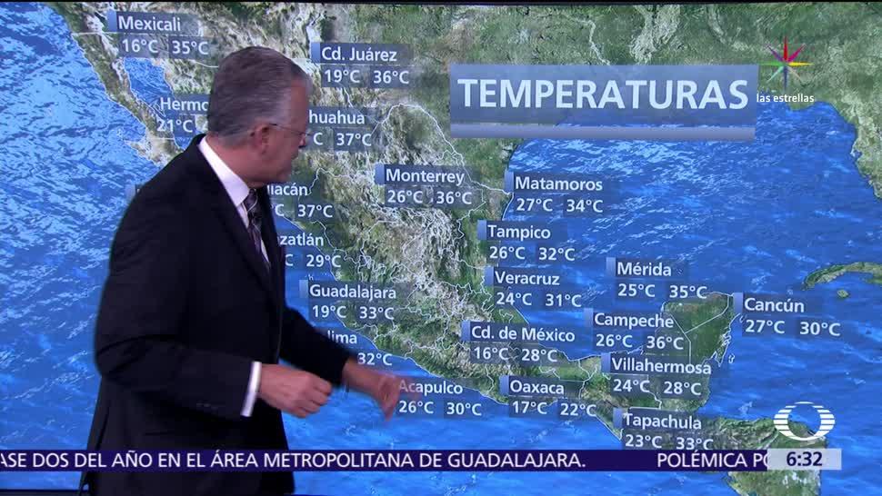 depresión tropical Calvin, Oaxaca, tormentas torrenciales, lluvias, Veracruz, Guerrero