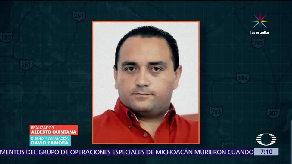 personas, círculo de Roberto Borge, exgobernador de Quintana Roo, Fiscalía estatal