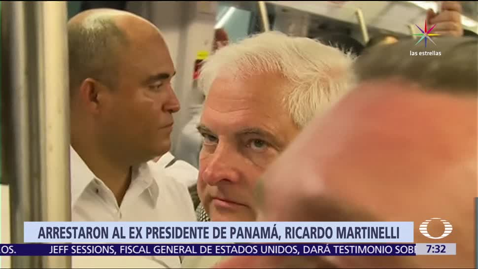 Arrestan en Miami, expresidente de Panamá, Ricardo Martinelli, supuesto espionaje, adversarios políticos
