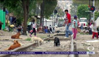 Edomex, ciudades perdidas, Cartolandia, El Cuartel, inseguridad, pobreza