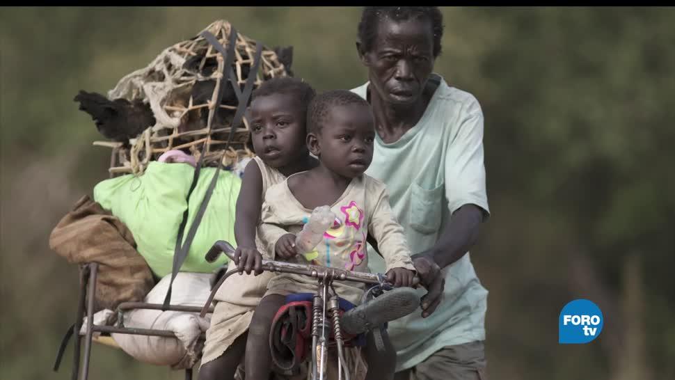 noticias, forotv, Sudán del Sur, desplazados, hambrunas, lluvias