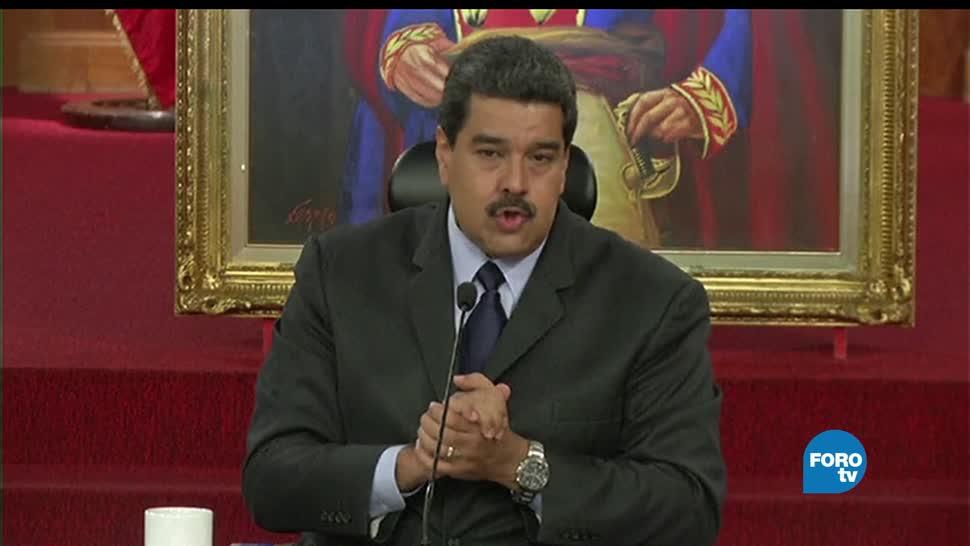 noticias, forotv, Derecho a informar, periodismo, tiempos, Maduro