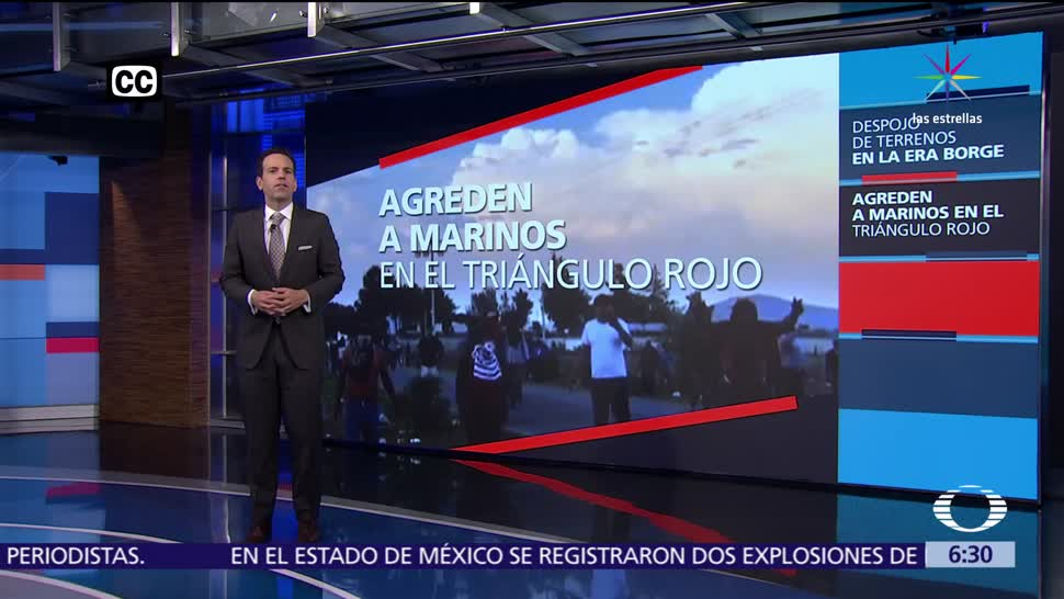 Despojo de tierras, Quintana Roo, Roberto Borge, tiroteo, campo deportivo