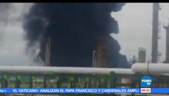 Amando Bohórquez, protección civil, Oaxaca, refinería de Salina Cruz