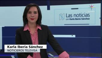 noticias, televisa, Las noticias, con Karla Iberia, Programa, 14 de junio 2017