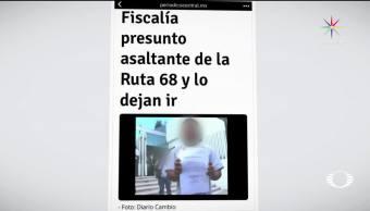 Borran, convocatoria, linchar, asaltante Puebla, redes sociales, facebook