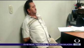 exfuncionario del gobierno, Jorge Herrera Caldera, Durango, millones de pesos