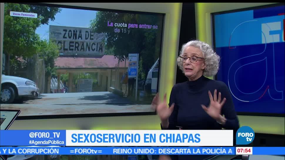 Marta Lamas, UNAM, Trabajadoras Sexuales, Argentina