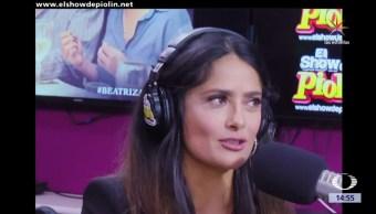 noticias, televisa, Salma Hayek, ofrece masaje, futbolistas mexicanos, Mundial 2018