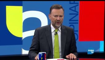 Noticieros Televisa, FOROtv, Televisa News, Leo Zuckermann, Debate, Mesa de análisis